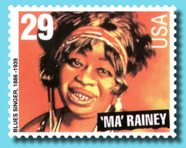 ma rainey, mossbluesklubb.no