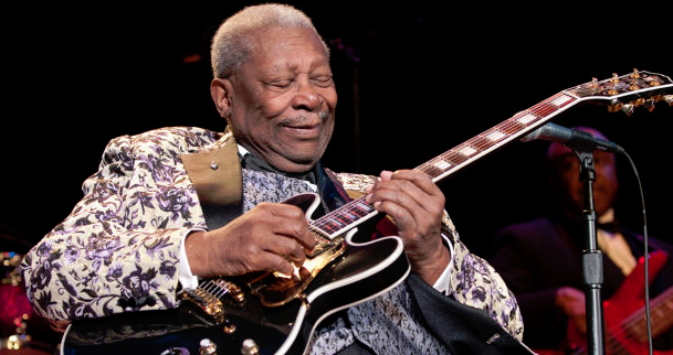 bb king, mossbluseklubb